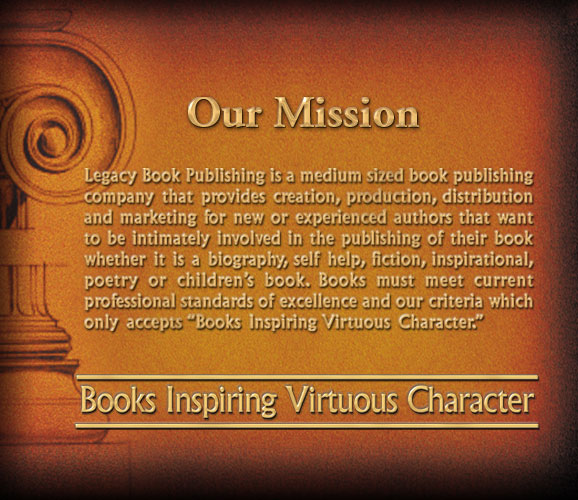 Legacy Book Publishing - Mission